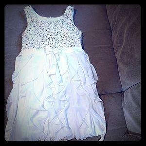 My Michelle Girls Holiday Dress
